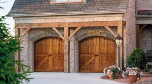 Wood Door Example